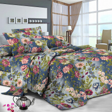 PANTONE Quintesia Sprei - Queen Fitted /160 x 200 x 40