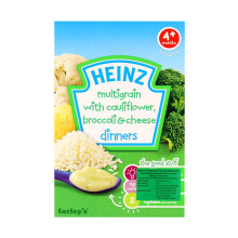HEINZ Baby Cauciflower & Brocolli Cheese Box - 125gr