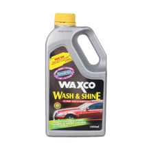 WAXCO Wash & Shine Car Shampoo - WX-1000-WS