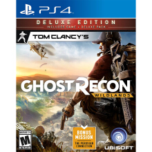 SONY PS4 Game - Tom Clancy's Ghost Recon: Wildlands (Deluxe Edition)