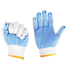 [Kingstore]Anti-slip Gloves With Rubber Dots Hand Protective Gloves For Labor Working