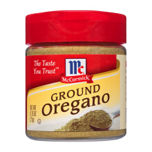 MCCORMICK Regular Oregano Ground 25gr