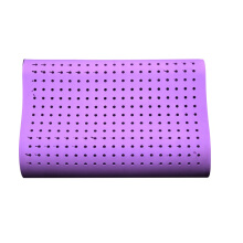 DUNLOPILLO Lavender Ergo Pillow