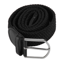 New Men's Casual Woven Braided Stretch Elastic Belt Waistband Waist Strap
