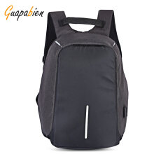 Guapabien Multifunction Travel USB Port Backpack for Men