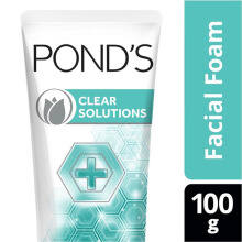 POND'S Clear Solution Facial Scrub 100g