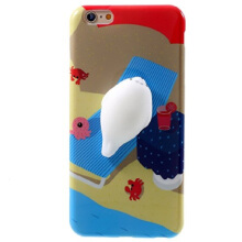 SQUISHY - Polar Squishy Case - Beach - Iphone 7/8