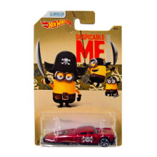 HOT WHEELS Despicable Me Slikt Back 4/6