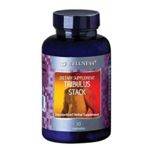 WELLNESS Tribulus Stack 30 Capsules