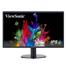 ViewSonic 24 inch LED Monitor VA2419-sh