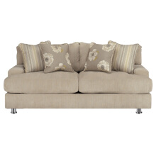 Ivaro - Sofa Laabia - Cream Cream big