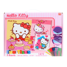 EMCO Hello Kitty 3 Board Set Fun-Tiles 30360 6620