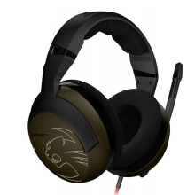 ROCCAT KAVE XTD Stereo Desert Strike Gaming Headset - Brown Desert