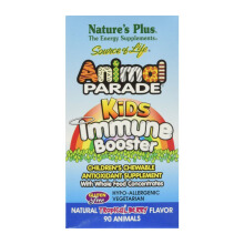 NATURE'S PLUS Animal Parade Kids Immune Booster 90pcs