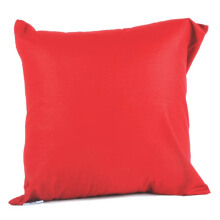 GLERRY HOME DÉCOR Bright Red Cushion - 40x40Cm