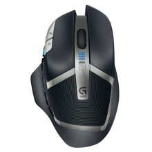 Logitech G602 Wireless Gaming Mouse -black