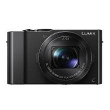 Panasonic Lumix DMC-LX10 Digital Camera Black
