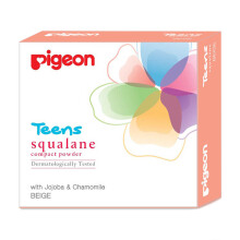 PIGEON TEENS Compact Powder Squalene Beige 20g
