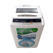 [DISC] PANASONIC Mesin Cuci Top Load 7 kg NA-F70B5