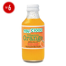 YOU C 1000 Orange Bundle 140 ml x 6 pcs
