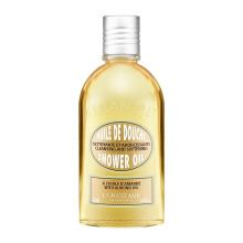 L'OCCITANE Almond  Moisturizing Shower Oil - 250 ml