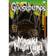 Goosebumps: Misteri Manusia Salju (The Abominable Snowman At Pasadena) - R.L Stine 9786020317069