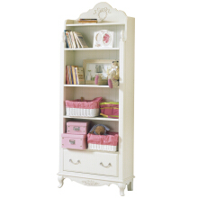 THE OLIVE HOUSE - Rak Queen Anne Book Case White (FREE ONGKIR JAWA & BALI) White