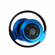 KYM Mini503 Bluetooth 4.0 Headset 503 Mini Sport Wireless Headphones Music Stereo Earphones+Micro SD Card Slot+FM Speakers