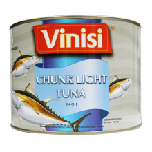 VINISI Chunk Light Tuna 1.8 kg