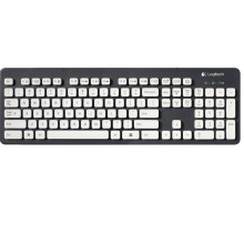 Logitech Washable Keyboard K310 for Windows PCs - Black