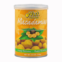 NUT WALKER Double Honey Coated Macadamias 130gr