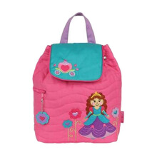 STEPHEN JOSEPH Quilted Backpack - Princess SJ1001-04B