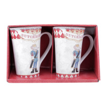 222 FIFTH - Tall Mug - Set of 2 - Nutcraker C
