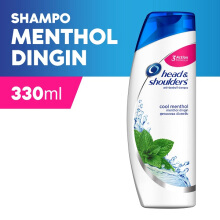 HEAD & SHOULDERS Shampoo Cool Menthol 330 ml