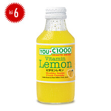 YOU C 1000 Lemon 140ml Isi 6 pcs