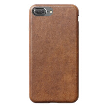 NOMAD Horween Leather Case for iPhone 7 Plus - Horween Brown
