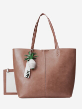 Pendant Pineapple Tote Bag Set