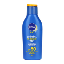 NIVEA Sun Lotion Moisturizing Immediate Collagen Protect SPF 50 100 ml