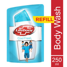 LIFEBUOY Body Wash Cool Fresh Refill 250ml