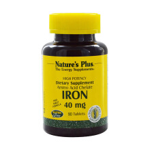 NATURE'S PLUS Iron 40mg 90pcs