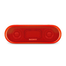SONY SRS-XB20/RC E Portable Bluetooth Speakers - Red
