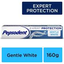 PEPSODENT Expert Protection Gentle White 160g