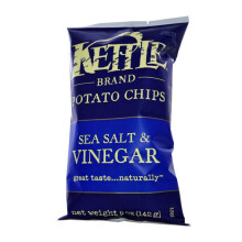 KETTLE CHIPS Sea Salt & Vinegar 142g
