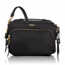 TUMI Voyageur Luanda Flight Bag Black [484783D]