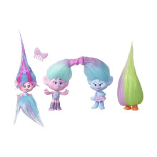 TROLLS Small Troll Town Multipack - Popys Fashion Frenzy TRHB7363