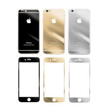 Mirror Tempered Glass Skin Cover iPhone 7 Plus