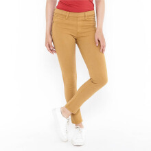 Mobile Power Ladies F3408 Legging Long Pants - Brown F3408