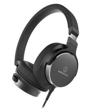 AUDIO TECHNICA ATH - SR5 Headphone - Black
