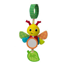 INFANTINO Sparkle Top Chime Pal Green 905003