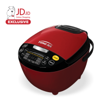 YONG MA Digital Rice Cooker 2 L YMC211 - Red [NEW]